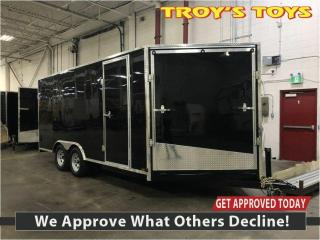 Used 2020 Canadian Trailer Company 8.5X16 V-Nose Cargo Trailer for sale in Guelph, ON