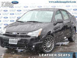 Used 2011 Ford Focus SES  - Bluetooth -  SYNC - Low Mileage for sale in Welland, ON