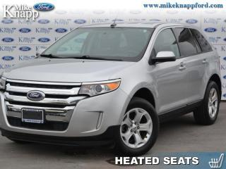 Used 2014 Ford Edge SEL  - Low Mileage for sale in Welland, ON