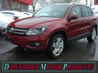 Used 2012 Volkswagen Tiguan 4WD Comfortline for sale in London, ON