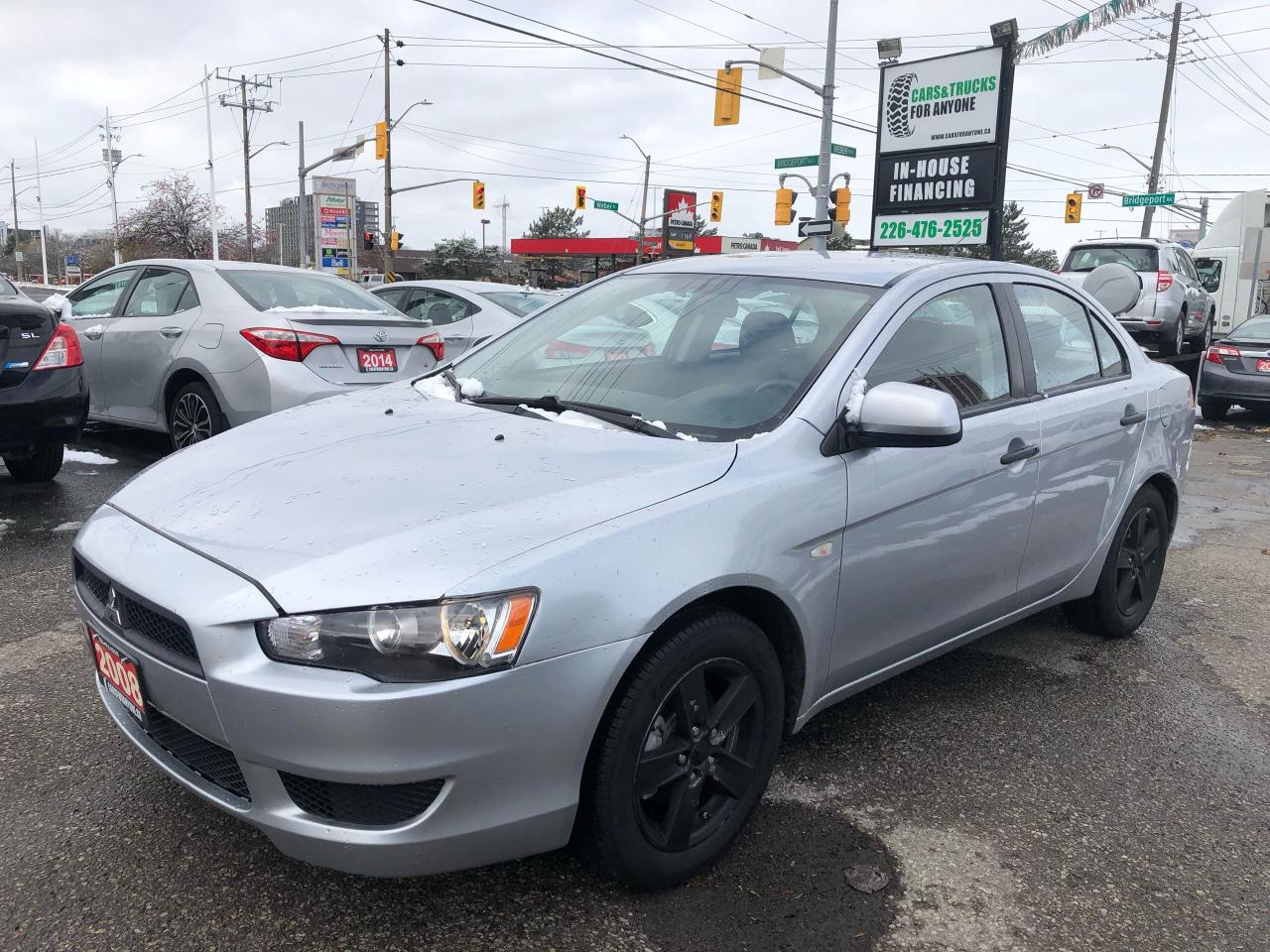 2008 Mitsubishi Lancer Auto l No Accodents l Low km