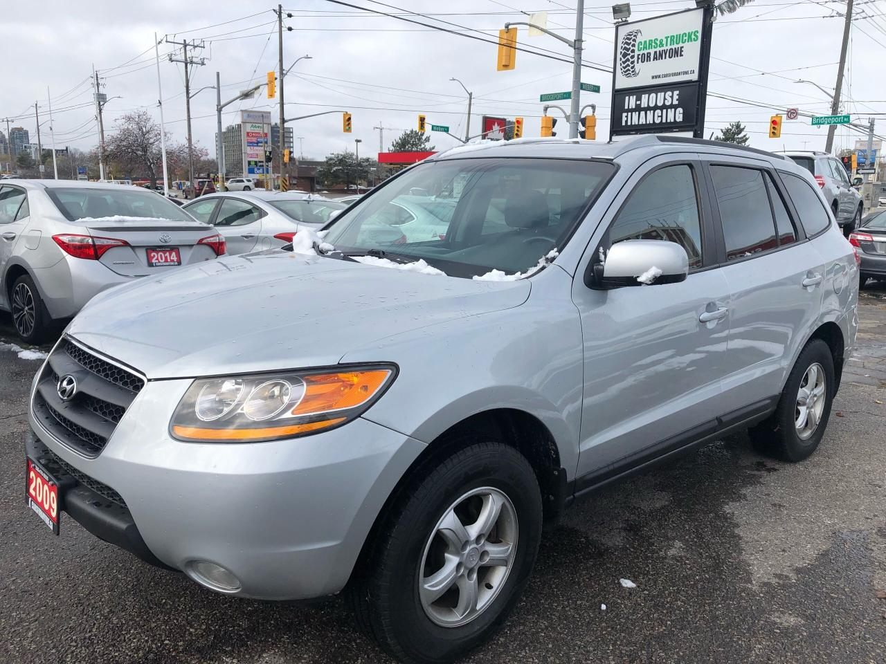 2009 Hyundai Santa Fe Leather l AWD