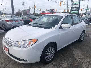 Used 2010 Hyundai Elantra Auto l Heated Seats l AC for sale in Waterloo, ON