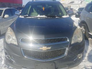 Used 2010 Chevrolet Equinox LTZ for sale in Oshawa, ON