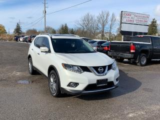 Used 2014 Nissan Rogue SL AWD for sale in Komoka, ON