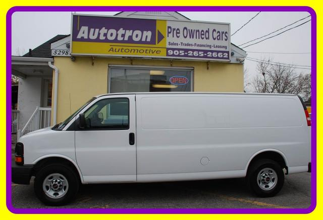 2015 GMC Savana 2500 3/4 Ton Cargo Van, Loaded