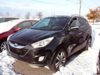 Used 2014 Hyundai Tucson GLS for sale in Georgetown, ON
