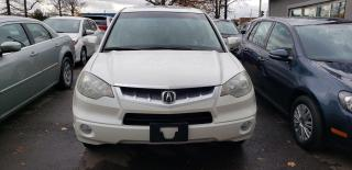 Used 2007 Acura RDX for sale in Hamilton, ON