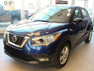 Used 2019 Nissan Kicks S BACK UP CAMERA PUSH START BLUETOOTH for sale in Edmonton, AB