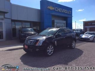 Used 2015 Cadillac SRX Premium - $206 B/W for sale in Bolton, ON