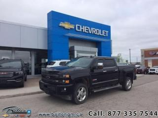 Used 2016 Chevrolet Silverado 2500 HD LTZ - Leather Seats - $394 B/W for sale in Bolton, ON