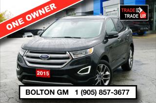 Used 2015 Ford Edge Titanium - $198 B/W for sale in Bolton, ON
