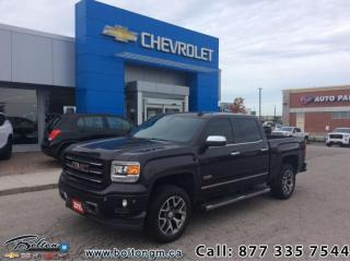 Used 2015 GMC Sierra 1500 SLE - $244 B/W for sale in Bolton, ON