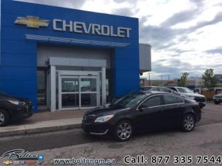 Used 2015 Buick Regal Premium I - $125 B/W for sale in Bolton, ON