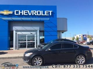 Used 2015 Buick Regal Premium I - $121 B/W for sale in Bolton, ON