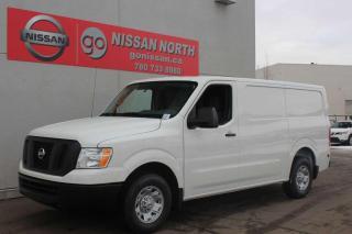New 2020 Nissan NV 2500 Cargo S 3500/V8/BACKUP CAM for sale in Edmonton, AB