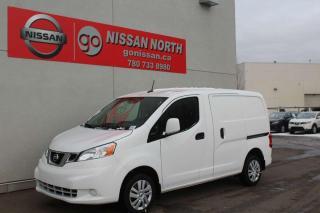 New 2020 Nissan NV200 Compact Cargo SV/PARKING SENSORS/BACKUP CAM for sale in Edmonton, AB
