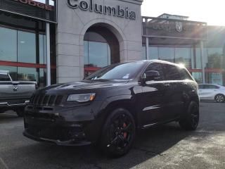 Used 2020 Jeep Grand Cherokee SRT for sale in Richmond, BC