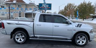 Used 2016 RAM 1500 SPORT crew 4x4 for sale in Dunnville, ON