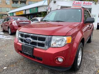 Used 2010 Ford Escape Safety certification included price for sale in Toronto, ON