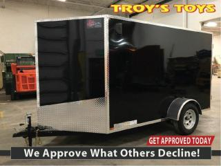 Used 2020 Canadian Trailer Company 7x10  V Nose Cargo Trailer for sale in Guelph, ON