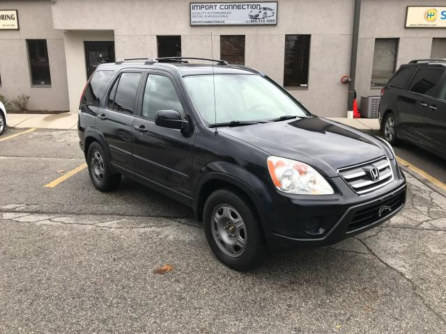 2005 Honda CR-V EX-L Auto,AWD,LEATHER,SUNROOF,NO ACCIDENTS