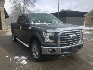 Used 2016 Ford F-150 XTR | Chrome | 4X4 | Trailer Tow Package for sale in Harriston, ON