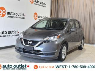 Used 2017 Nissan Versa Note Sv, 1.6L I4, Fwd, Cloth heated seats, Backup camera, Bluetooth for sale in Edmonton, AB