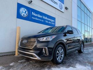 Used 2017 Hyundai Santa Fe XL LUXURY - LEATHER / PANO ROOF / NAVI for sale in Edmonton, AB