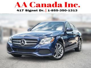 Used 2017 Mercedes-Benz C-Class C 300 |NAVI|ROOF|LEATHER| for sale in Toronto, ON