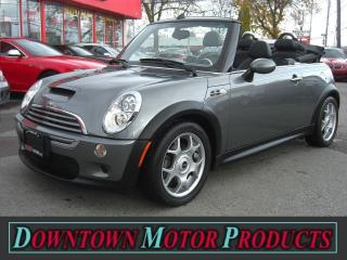 Used 2005 MINI Cooper Convertible S for sale in London, ON