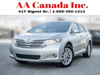 Used 2010 Toyota Venza LEATHER|PANOROOF|BACKUPCAM for sale in Toronto, ON