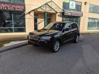 Used 2011 BMW X3 28i**NAVIGATION**PANORAMIC ROOF** for sale in North York, ON