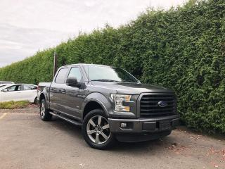Used 2015 Ford F-150 XLT 4x4 SuperCrew Cab 145.0 in. WB for sale in Surrey, BC