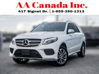 Used 2016 Mercedes-Benz GLE GLE 350d |NAVI|LEATHER|PANOROOF| for sale in Toronto, ON