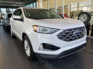 Used 2019 Ford Edge SEL AWD, ACCIDENT FREE, POWER HEATED SEATS, BACK-UP CAMERA, PADDLE GEAR SHIFTS for sale in Edmonton, AB