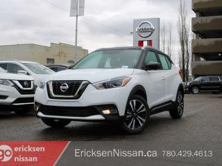 New 2019 Nissan Kicks SR 4dr FWD Sport Utility for sale in Edmonton, AB