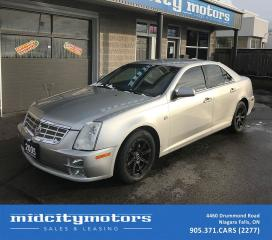 Used 2005 Cadillac STS Leather/Tinted/NEW TIRES! for sale in Niagara Falls, ON