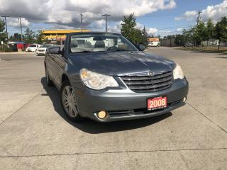 Used 2008 Chrysler Sebring Convertible, Auto, 3/Y Warranty available for sale in Toronto, ON