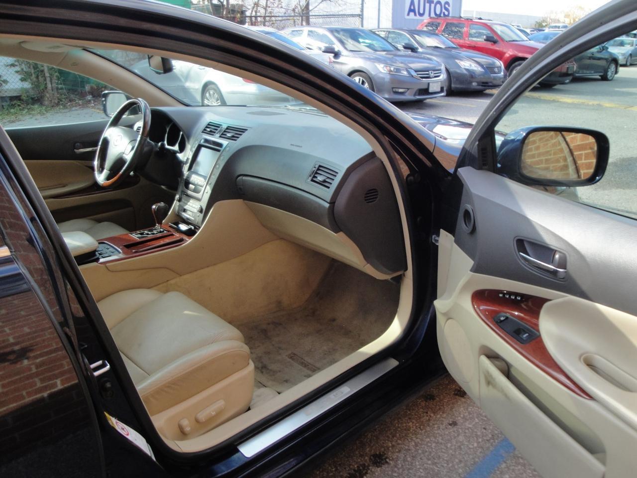 2007 Lexus GS 450H HYBRID