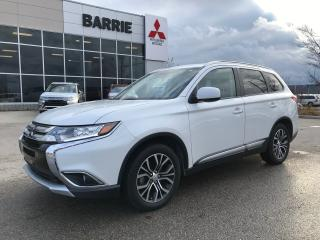Used 2018 Mitsubishi Outlander ES Touring Edition for sale in Barrie, ON