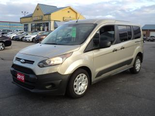Used 2015 Ford Transit Connect XL 2.5L 5 Passenger Plus WheelChairLift for sale in Brantford, ON