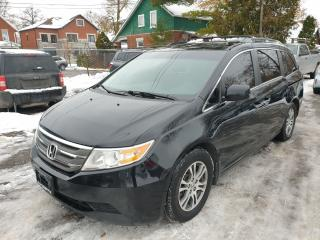 Used 2012 Honda Odyssey EX-L for sale in Brampton, ON
