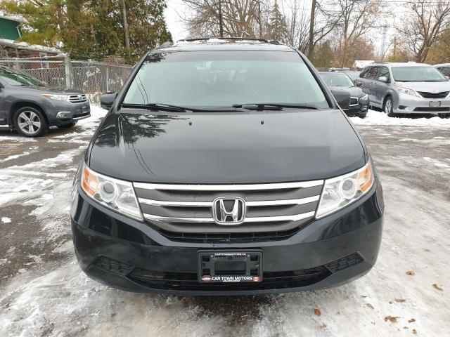 2012 Honda Odyssey EX-L Photo2