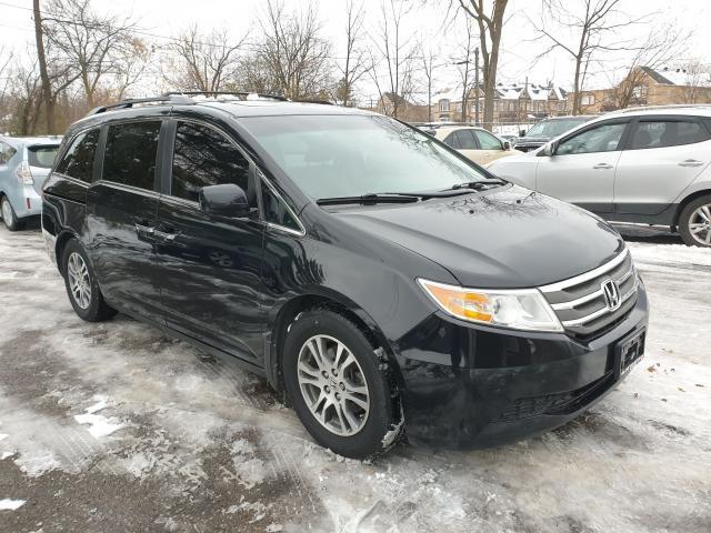 2012 Honda Odyssey EX-L Photo3
