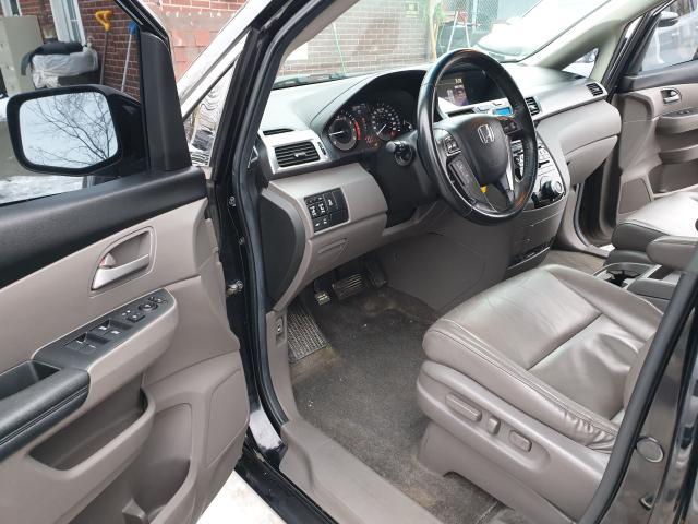 2012 Honda Odyssey EX-L Photo7