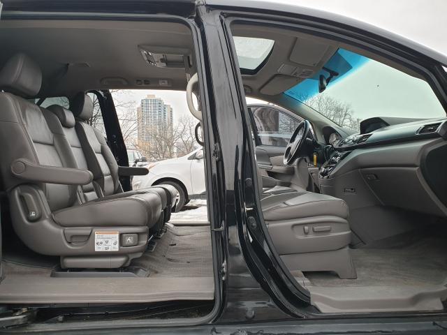 2012 Honda Odyssey EX-L Photo20