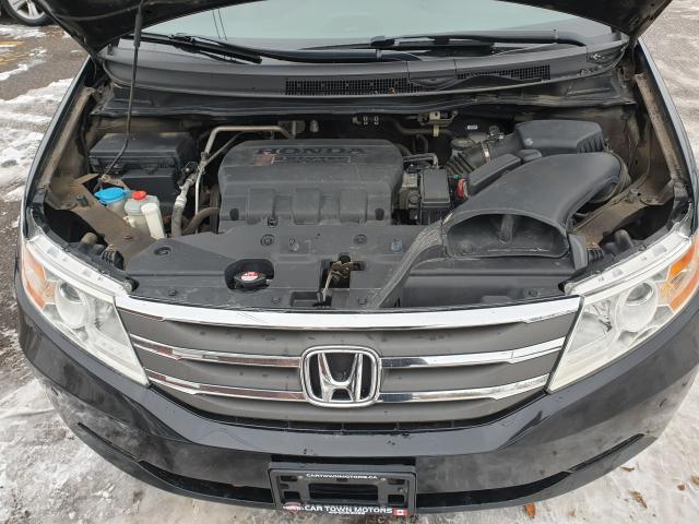 2012 Honda Odyssey EX-L Photo25