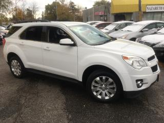 Used 2011 Chevrolet Equinox 1LT/ PWR SEAT/ PWR GROUP/ ALLOYS/ FOG LIGHTS! for sale in Scarborough, ON