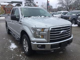 Used 2016 Ford F-150 XTR | 4X4 | Pro Trailer Back Up Assist for sale in Harriston, ON